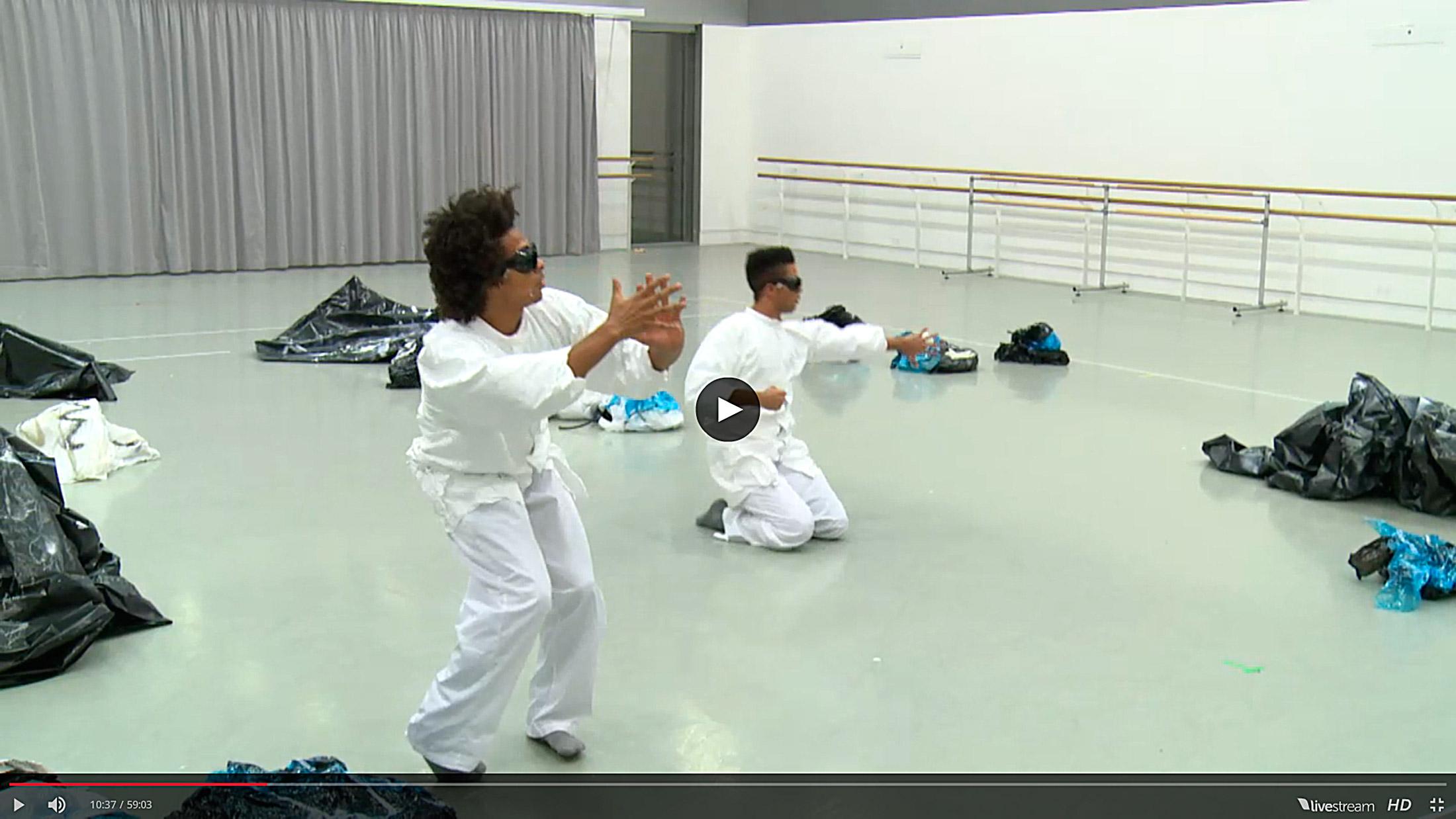 Michaela Zimmer & Miguel Altunaga: Labo(rat)ori