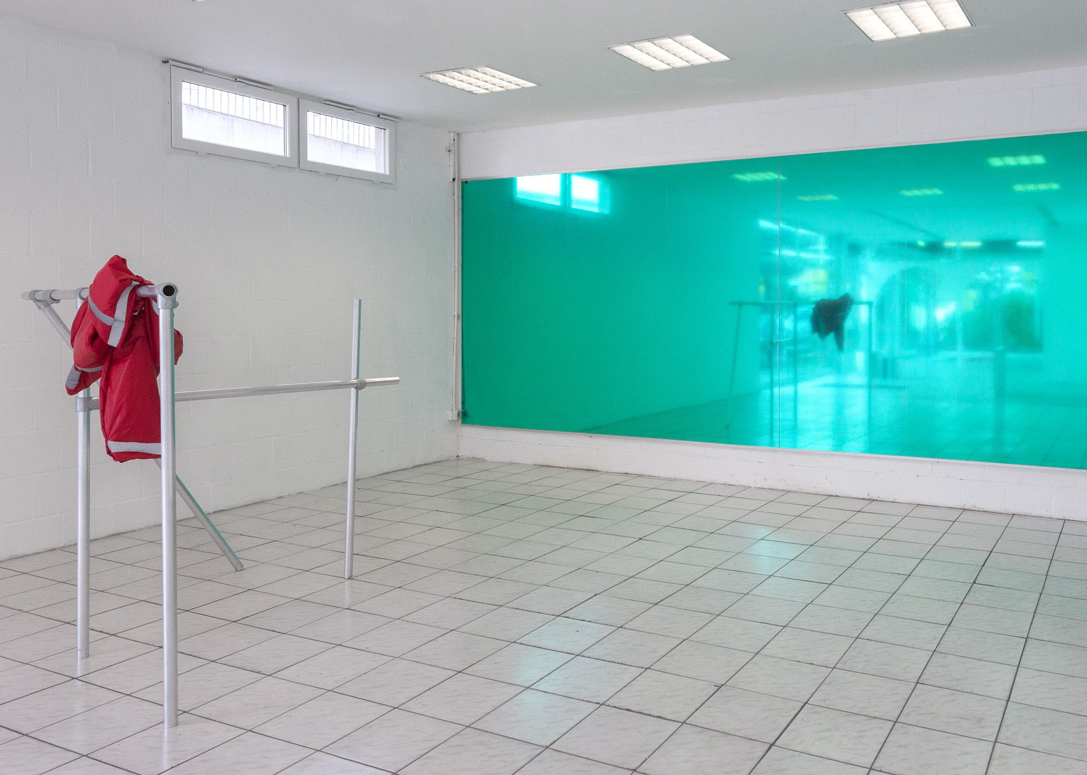 Bild einer Ausstelllung (picture of an exhibition)