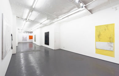 installation view, FOLD gallery, London 2016
