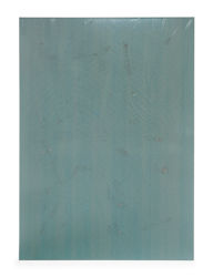 <em>180102 </em>, 185 x 130 cm, Acryl, Lack, Folie, Polyester auf Leinwand, 2018